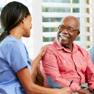 Connected Home Care | Home Health Aid