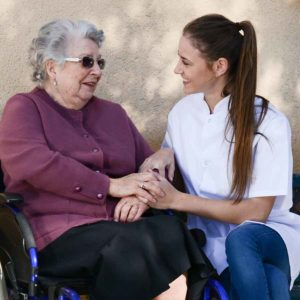 Elder Care Services - Companion Care